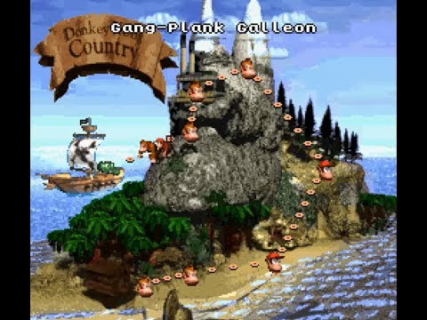 Download Youtube: SNES Longplay - Donkey Kong Country