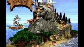 SNES Longplay - Donkey Kong Country