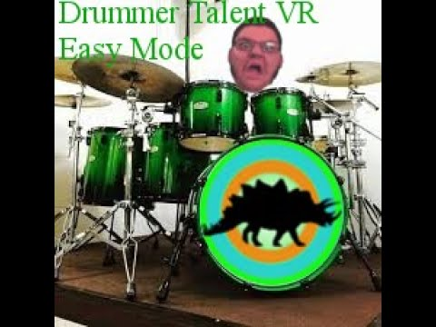 Drummer Talent VR Easy Difficulty |