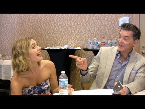Psych - Maggie Lawson & Timothy Omundson Interview
