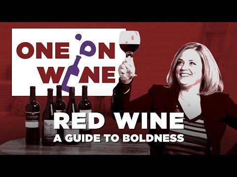Red Wine Cheat Sheet | One on Wine
