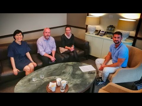 Interview with the British Embassy Consular Team in Thailand - August 2020