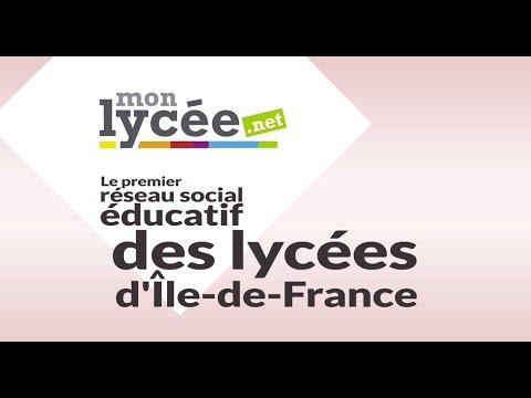 Monlycée.net, le réseau social éducatif des lycées franciliens nouvelle génération