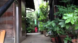 文京区本郷菊坂町にある樋口一葉の旧居周辺を撮ってみました。井戸の正...