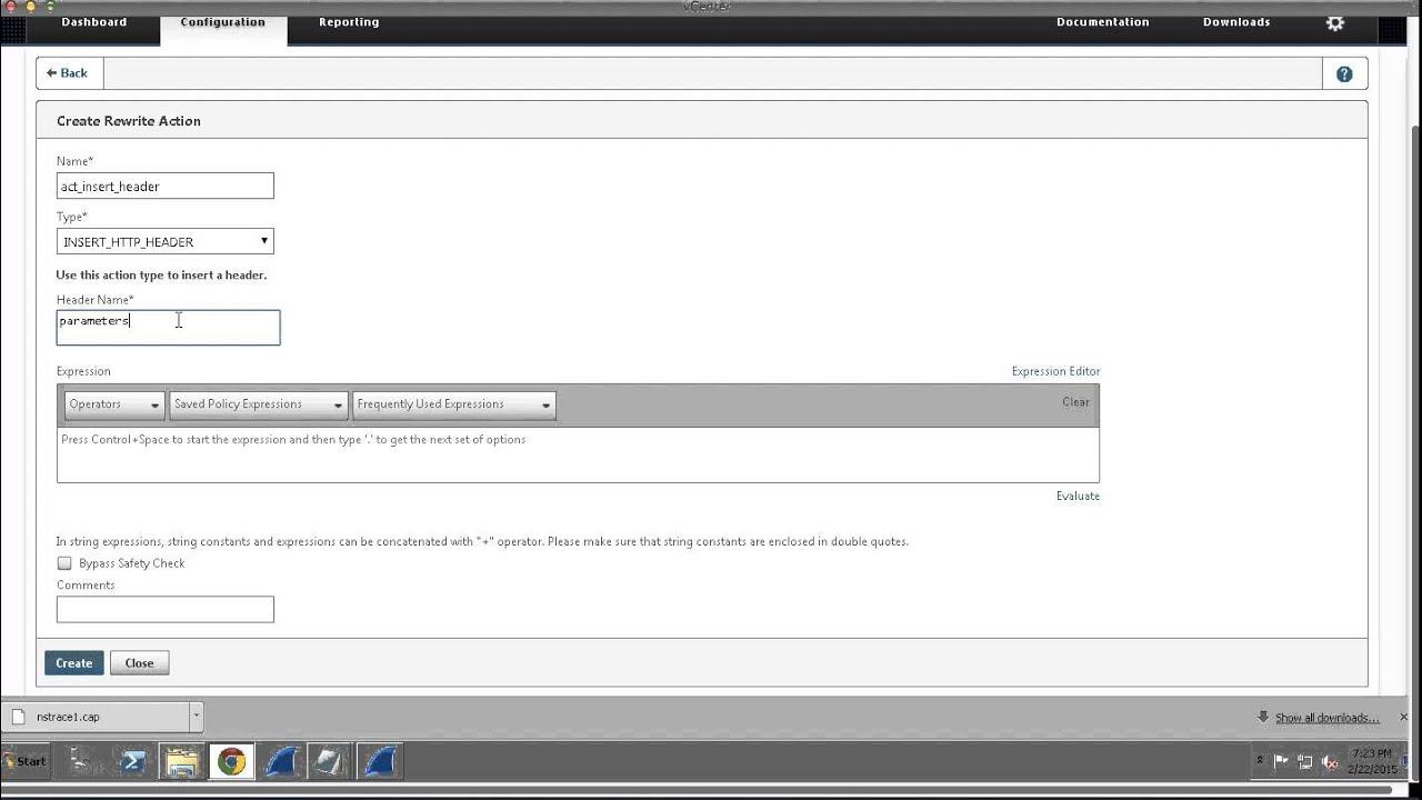 URL Rewrite & Header Insert extracting values from Original Request
