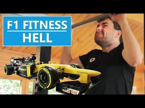 F1 Driver Training: Worst Day Of My Life