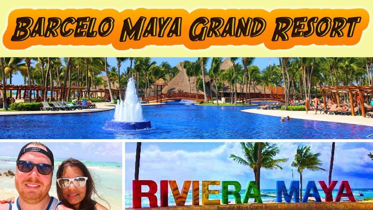 Barcelo Maya Grand Resort In Riviera