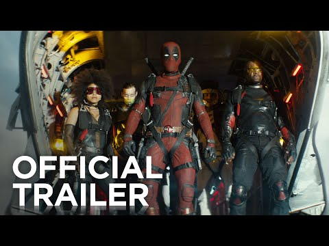 Deadpool 2 | Official HD Trailer | 2018