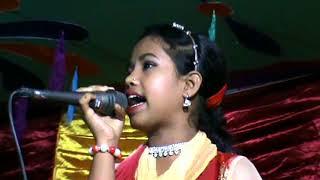 শুনুন ১২ বছরের বালিকার কণ্ঠে অসাধারন এক বাউল গান | Ki Sundor Ek Ganer Pakhi | Bangla Folk Music