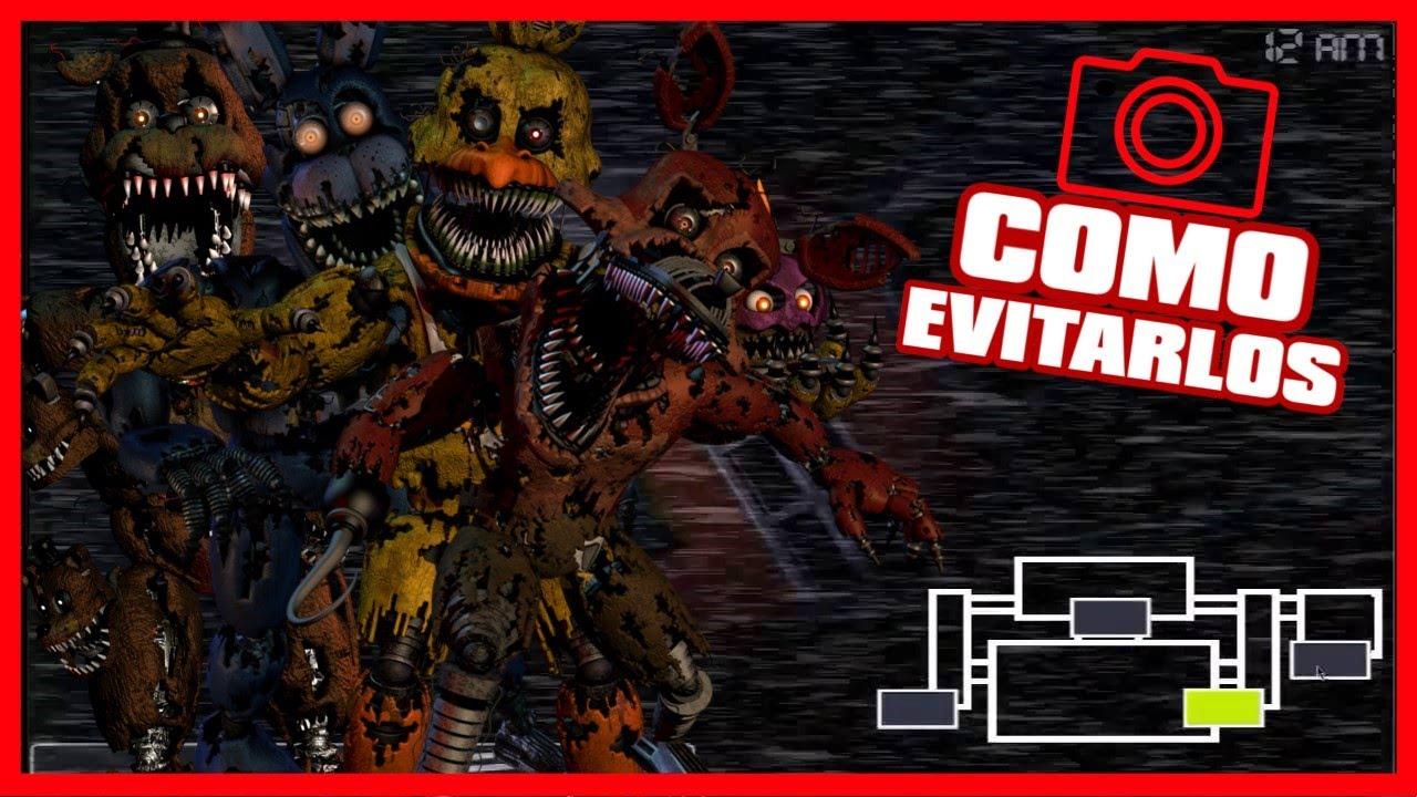 Download Como Evitar a los Animatronicos de Watch Your Nightmares