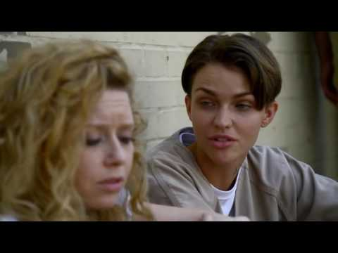 Orange is the New Black   Stella Carlin Moments Pt 3