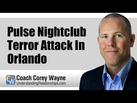 Pulse Nightclub Terror Attack In Orlando