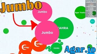 Jumbo Agar.io Gameplay (8628)