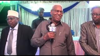 Madaxweynaha Dowlad Goboleedka Galmudug ayaa Magaaladda Nairobi kulan kula yeeshay jaaliyada Galmudu