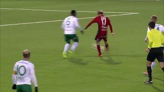 Höjdpunkter: Östersund slog Hammarby på hemmaplan - TV4 Sport