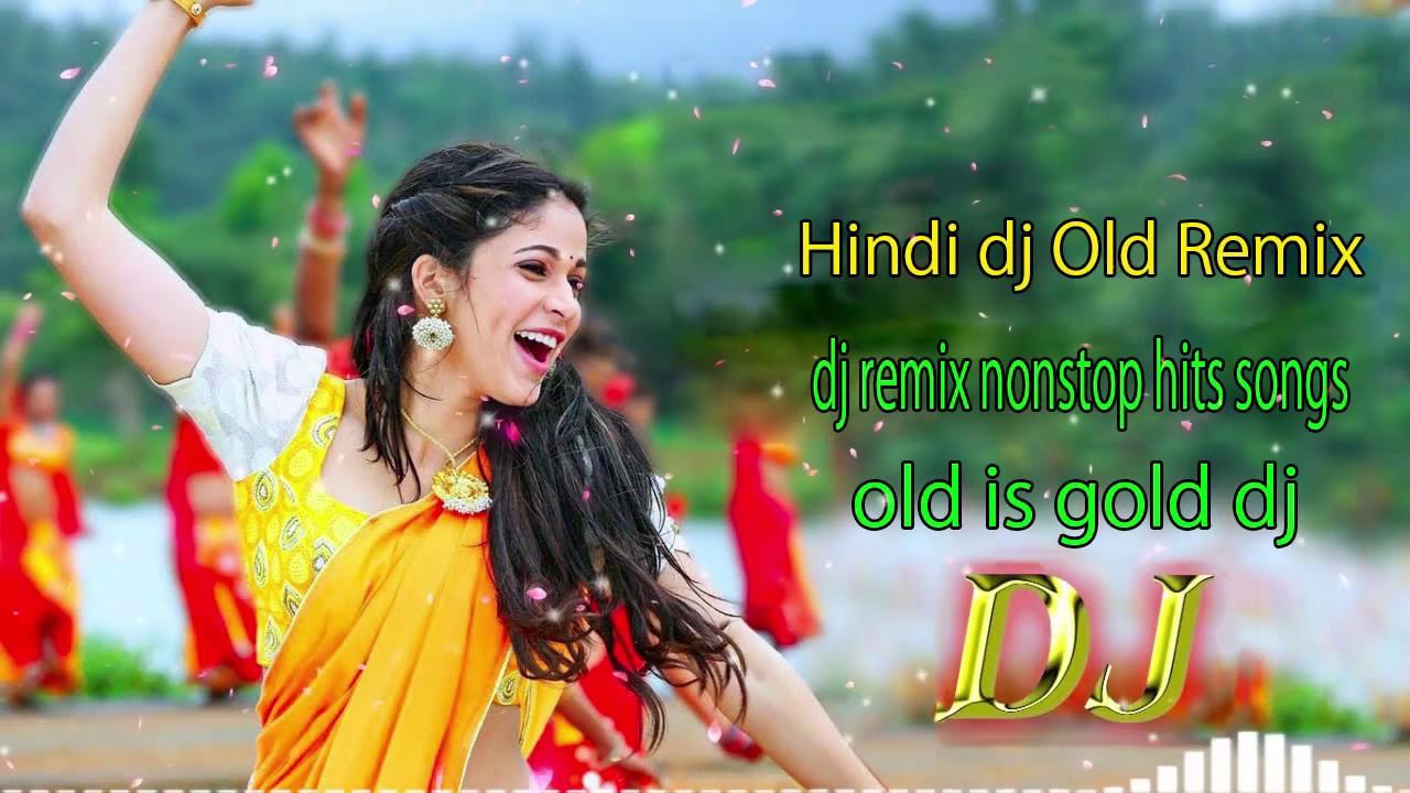 NonStop Old hindi movies dj - Hindi Song full bass - 90s