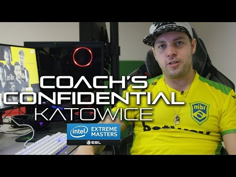 Coach's Confidential - Post Katowice Major Interview