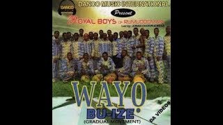 Royal Boys Of Rumuodomaya - Wayor Bu-Ize Part 2 (Official Audio)