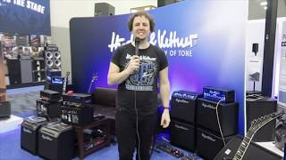 Hughes & Kettner at NAMM 2020: Booth walkthrough and events this year!