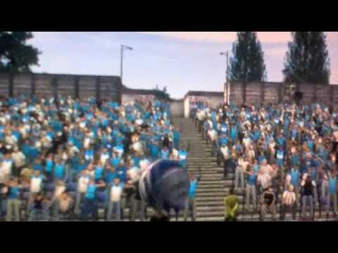 FIFA 09 Screamer goal