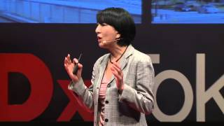 Connecting the dots: Fujiyo Ishiguro at TEDxTokyo (English)