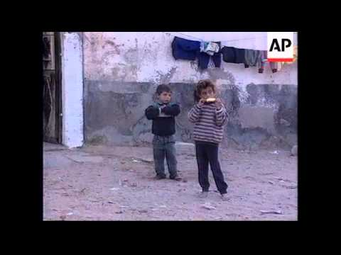 MIDDLE EAST: PEACE TALKS CENTERED ON PALESTINIAN REFUGEES