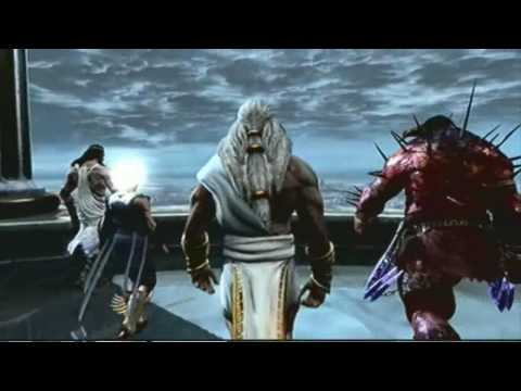God of War 3: Guía / Walkthrough - Part 1
