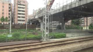 廣深鐵路行走影片C7130次 深圳 至 平湖