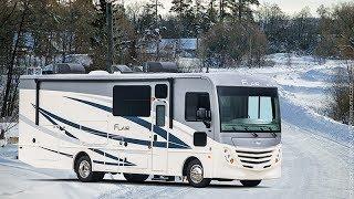 Автодом с одной из самых лучших планировок на 7 спальных мест. Fleetwood Flair 32S