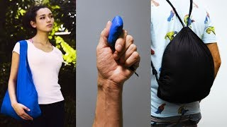 Kickstarter's Best 💡 Nanobag 2.0 Shopping Bags