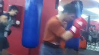 Gambar cover Kartal boks training