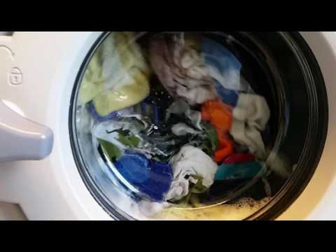 Washday - 60 Celsius Cotton Wash With Prewash + Extra Rinse