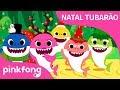 [Português] Natal Tubarão | Canções de Natal | Pinkfong Canções para crianças