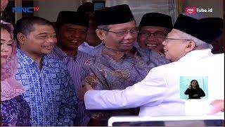 Download Video Kunjungi Kediaman Gus Dur, Ma'ruf Amin Disambut Yenny Wahid dan Tokoh Agama - LIS 26/09 MP3 3GP MP4