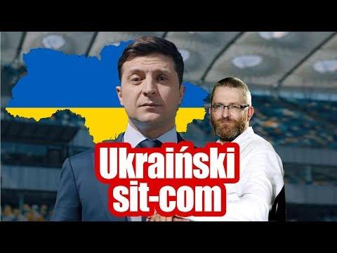Ukraiński sit-com - Grzegorz Braun