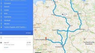 Deutschland Rundreise 2016 mit www.GIK.ch