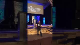 Pastor Steve Buttermore 9/10/17