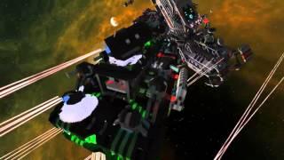 StarMade: Role-Play Battle, Pirate Station Assault - SHORT RE-EDIT