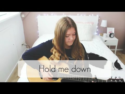 Hold me down - Halsey Cover
