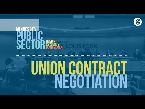 Union Contract Negotiation