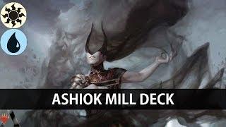 Ashiok Mill Deck | Patient Rebuilding Deck Updated | WAR (WOTS) Deck Tech And Gameplay [MTG Arena]