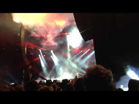 Paul McCartney - Candlestick Park 8/14/14 - Live and Let Die (Clip)