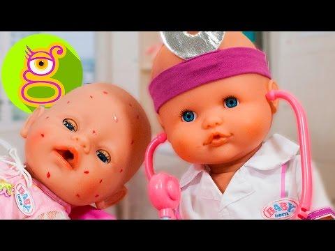La bebé Claudia está malita y visita a Luci - Capítulo #40