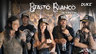 Beastö Blancö - Interview - MegaCruise 2019, Los Angeles - Duke TV [DE-ES-FR-IT-RU Subs]