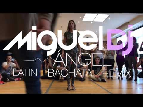 DOMI Y NONA TALLER BACHATA SENSUAL   (SIDE TO SIDE ) MIGUEL ANGEL DJ