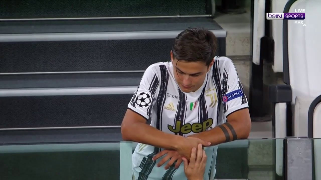 Juventus Vs Lyon 7 Aug 2020 Video Highlights Footyroom