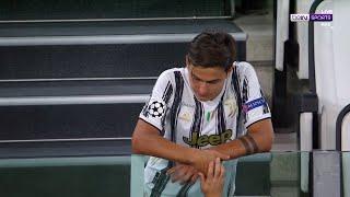 Scenes as Lyon SHOCK Juventus   UCL 19/20 Moments