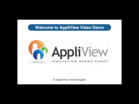 video:AppliView - How to setup AppliView