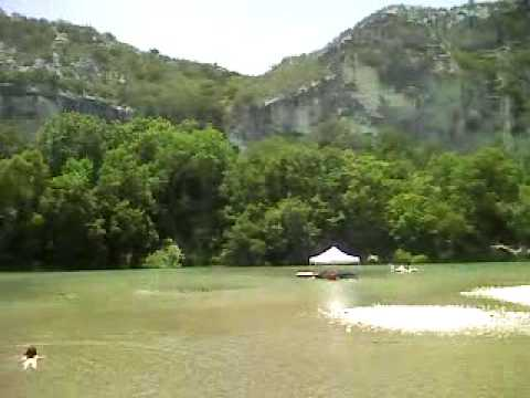 Sixty Seconds At Chalk Bluff Uvalde Tx June 2009 Youtube