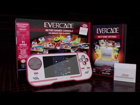 Evercade - Official Announcement Trailer